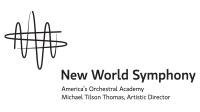 new world symphony