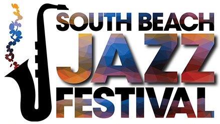 South Beach Jazz Festival 2018 logo