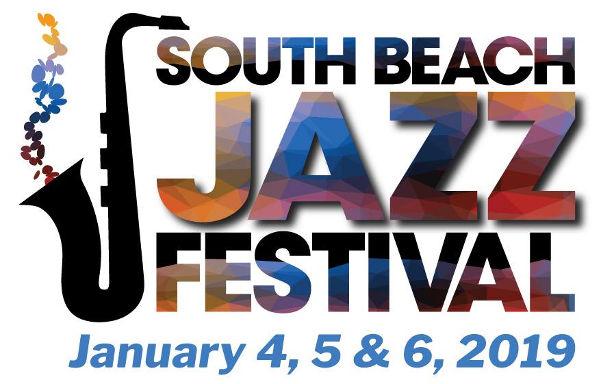 South Beach Jazz Festival logo