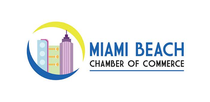 Miami Beach Chamber of Commerce logo