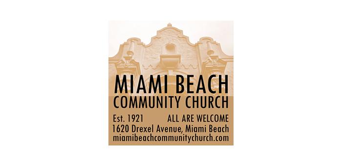 Miami Beach Community Church logo