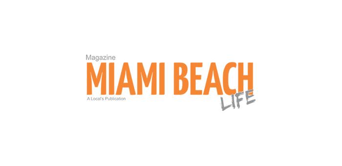 Miami Beach Life Magazine logo