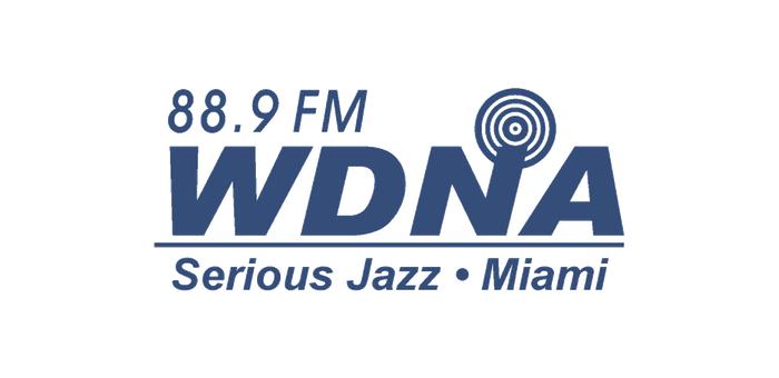 WDNA 88.9 FM logo