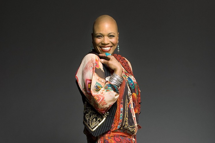 photo of Dee Dee Bridgewater
